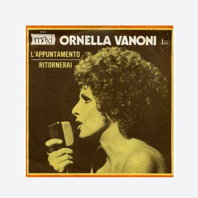 L'appuntamento de Ornella Vanoni