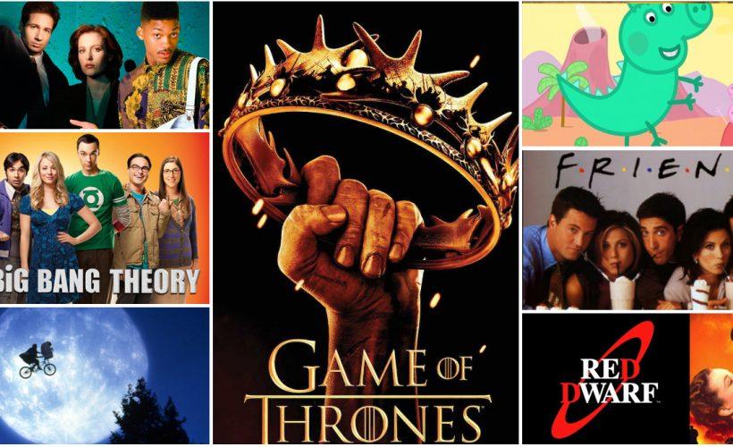 Series y películas en Italiano