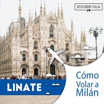 Como volar a Milán Aeropuerto Milán Linate